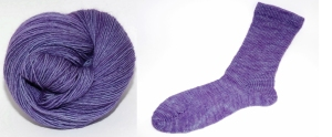 Spanish Lavender Colourway