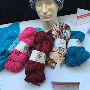 A sneak peek at what's new from Ancient Arts Yarn!