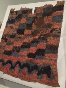 Inca Feathered Tunic, AD 1000-1500, Peru