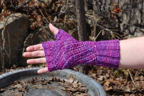 rippling glove